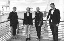 Gottlieb Paludan Architects completes new management team