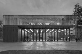 Gottlieb Paludan Architects vinner konkurranse om ny brannstasjon i Oslo sentrum