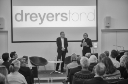 Jesper Gottlieb receives the Dreyer Foundation's honorary award