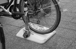 Design solution: Copenhagen cargo bike parking