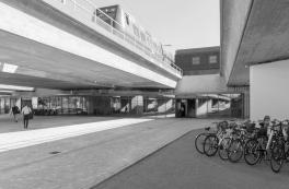 Copenhagen transport interchange reopens in a new guise