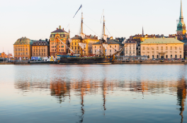 Gottlieb Paludan Architects og AFRY udformer ny færgeterminal i Stockholms Gamla Stan