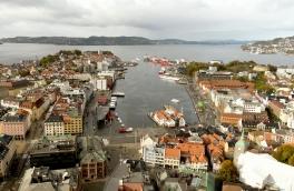 Gottlieb Paludan Architects shortlistet i Bergen