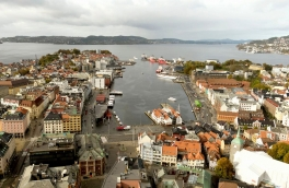 Gottlieb Paludan Architects shortlisted i Bergen