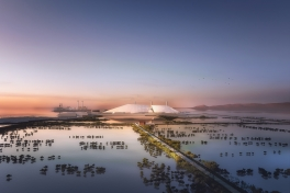 Honourable mention for sustainable power plant design in Taiwan