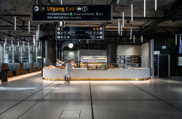 Oslo bussterminal er kandidat til Oslo bys arkitekturpris 2020