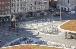 Nørreport Station vinder international landskabspris