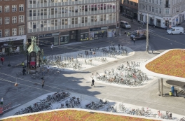 Nørreport Station wins international landscape award