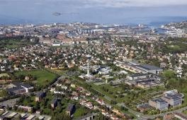 Gottlieb Paludan Architects skal planlægge Ocean Space Centre i Trondheim