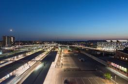 Odense Foot and Cycle Bridge wins European Steel Design Award