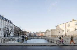 Prinsens Bro – a reinterpretation of the historic bridge