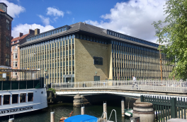 Flexible office space for the Danish Financial Supervisory Authority in historic Copenhagen